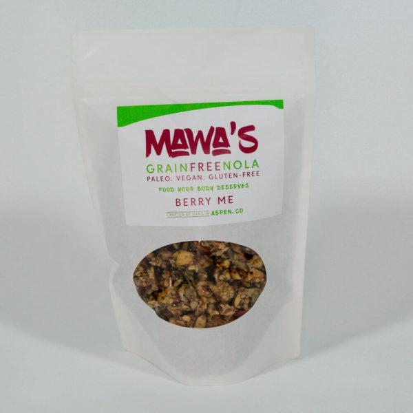 Bery Me GrainFreeNola - Paleo. Vegan. Gluten-Free Hand-crafted Granola