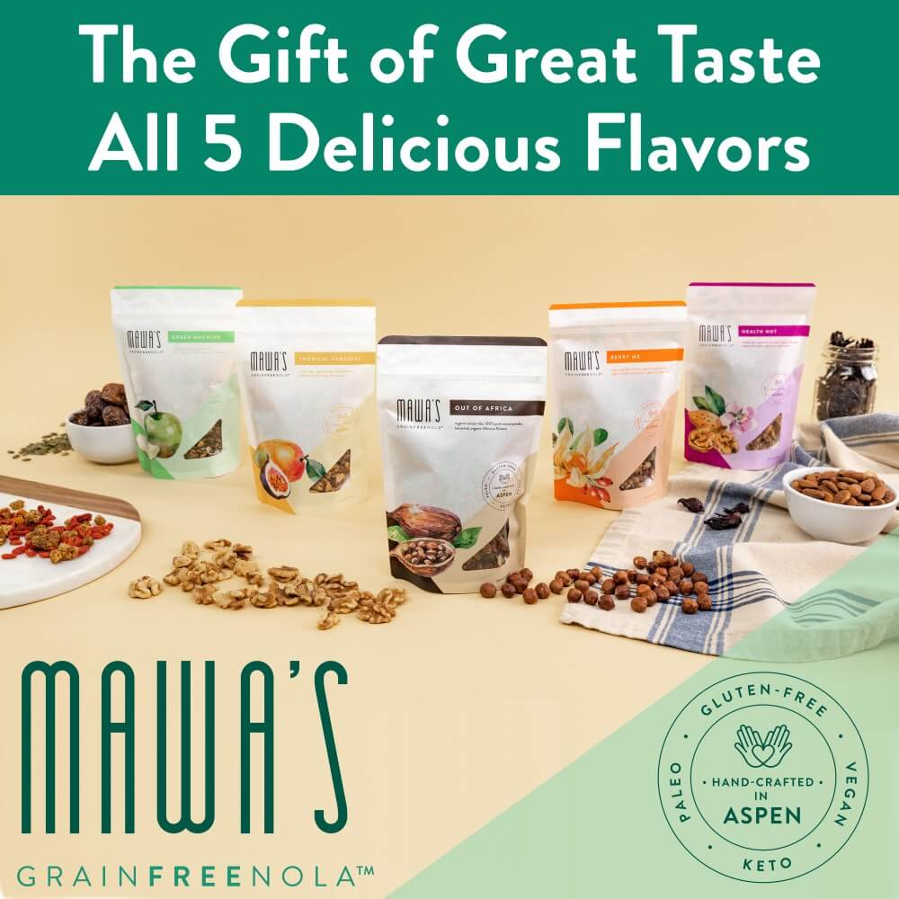 The Gift of Great Taste – All 5 Flavors