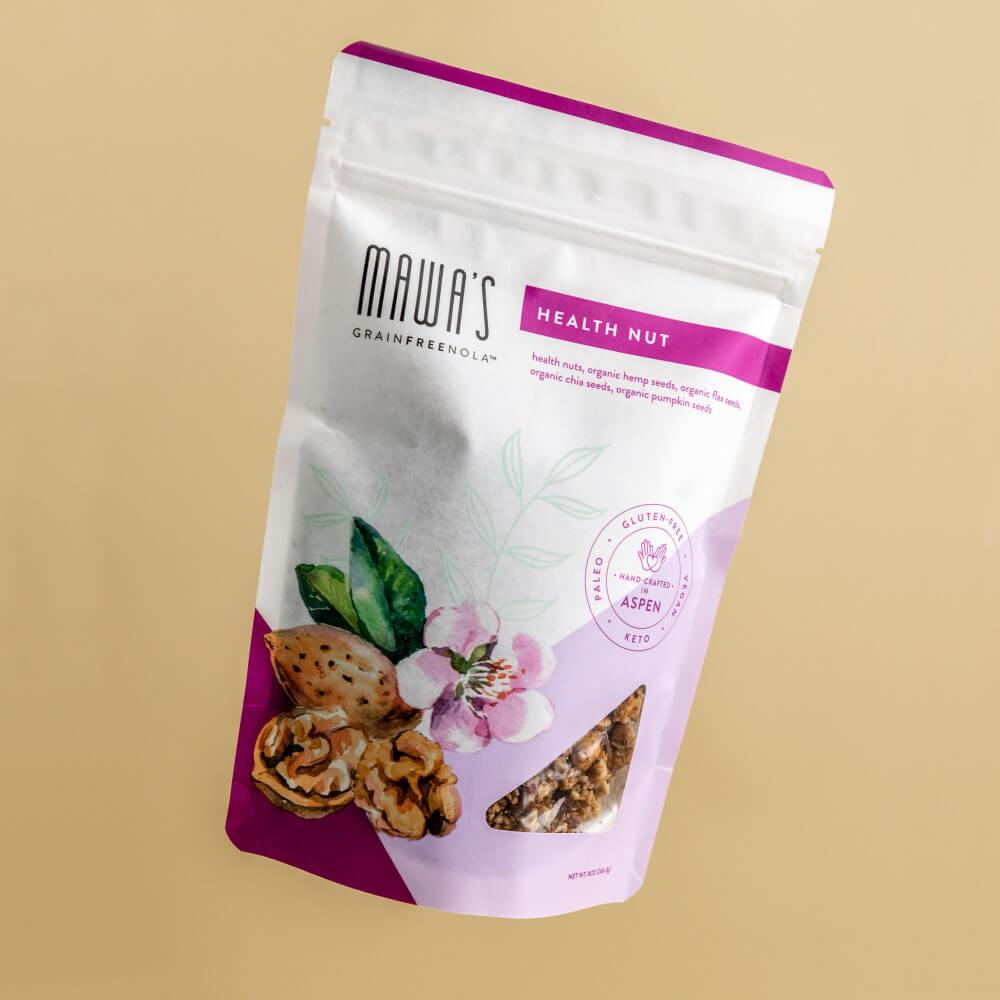 Health Nut GrainFreeNola