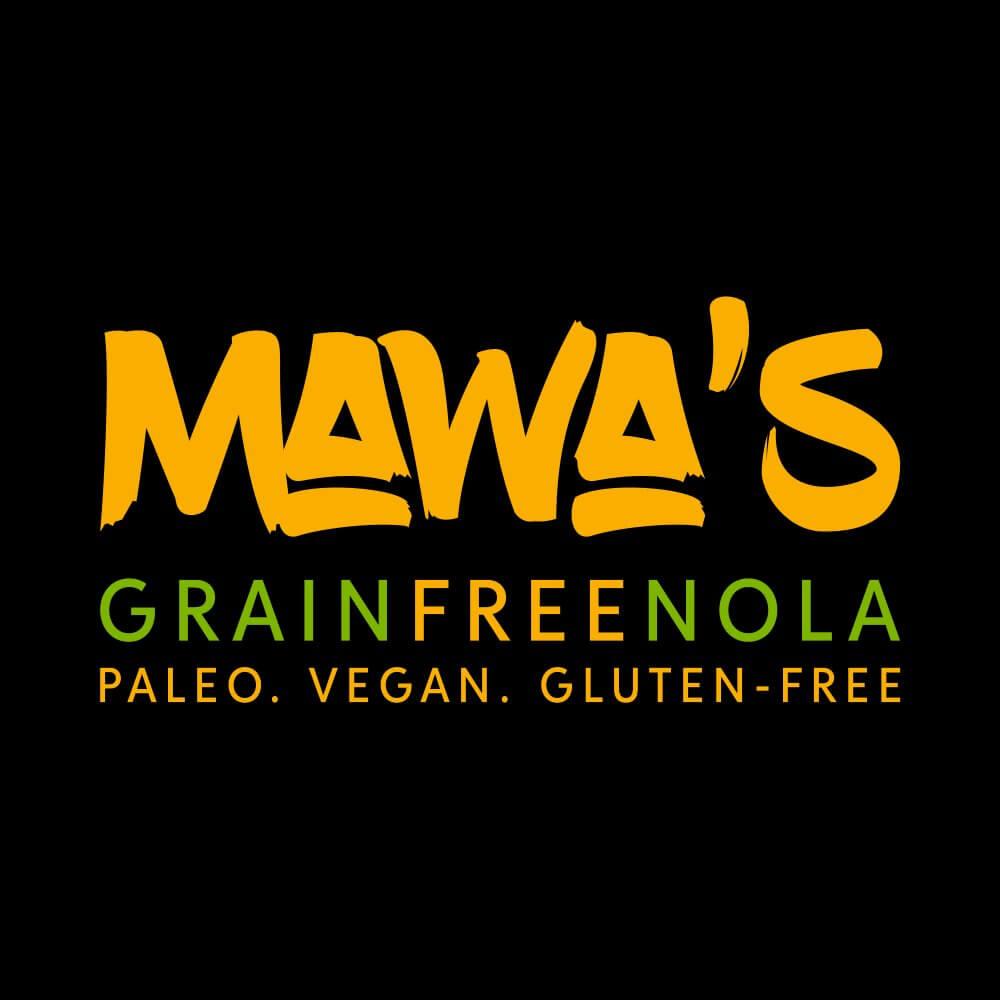 Health Nut GrainFreeNola - Paleo. Vegan. Gluten-Free Hand-crafted Granola