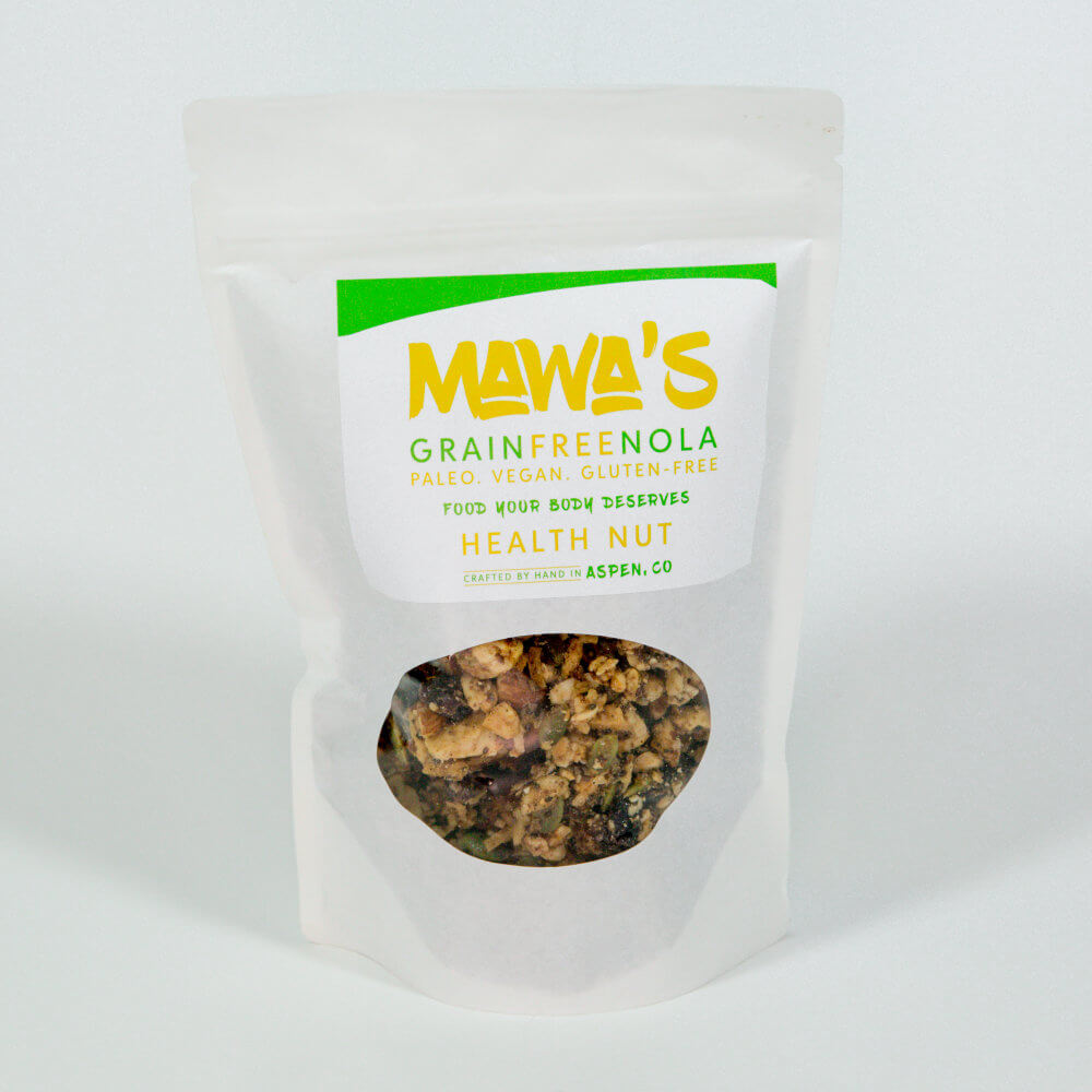 Health Nut GrainFreeNola – 8 oz