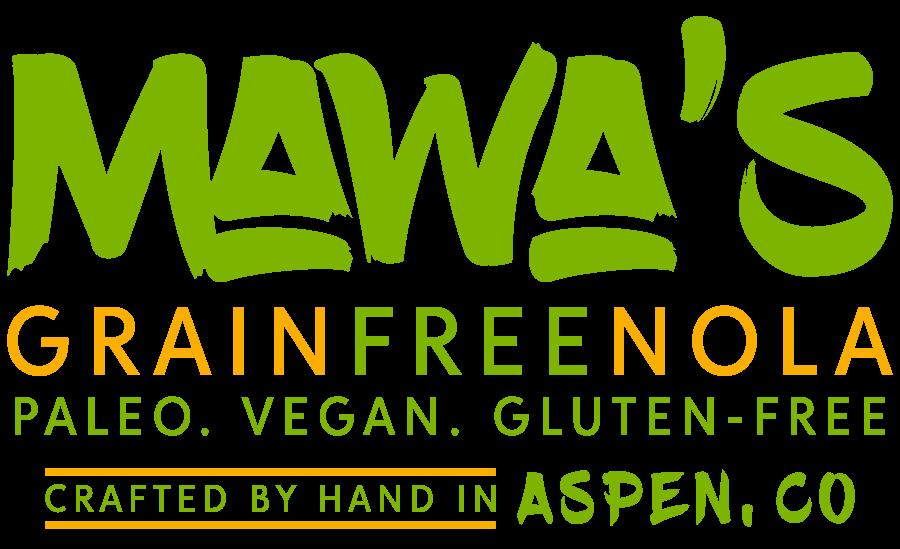 Mawa's GrainFreeNola Paleo, Vegan, Gluten-Free Granola