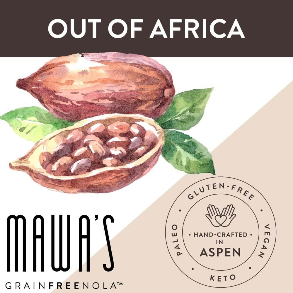 Out of Africa GrainFreeNola – 8 oz