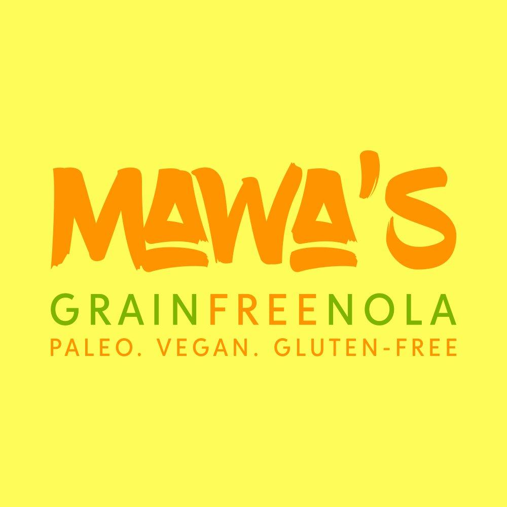 Tropical Paradise GrainFreeNola - Paleo. Vegan. Gluten-Free Hand-crafted Granola