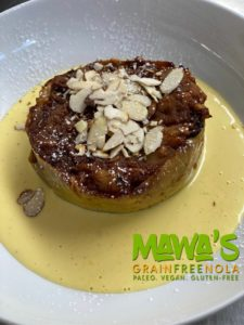 Twice Baked Nola Apple Recipe by Chef Mawa McQueen