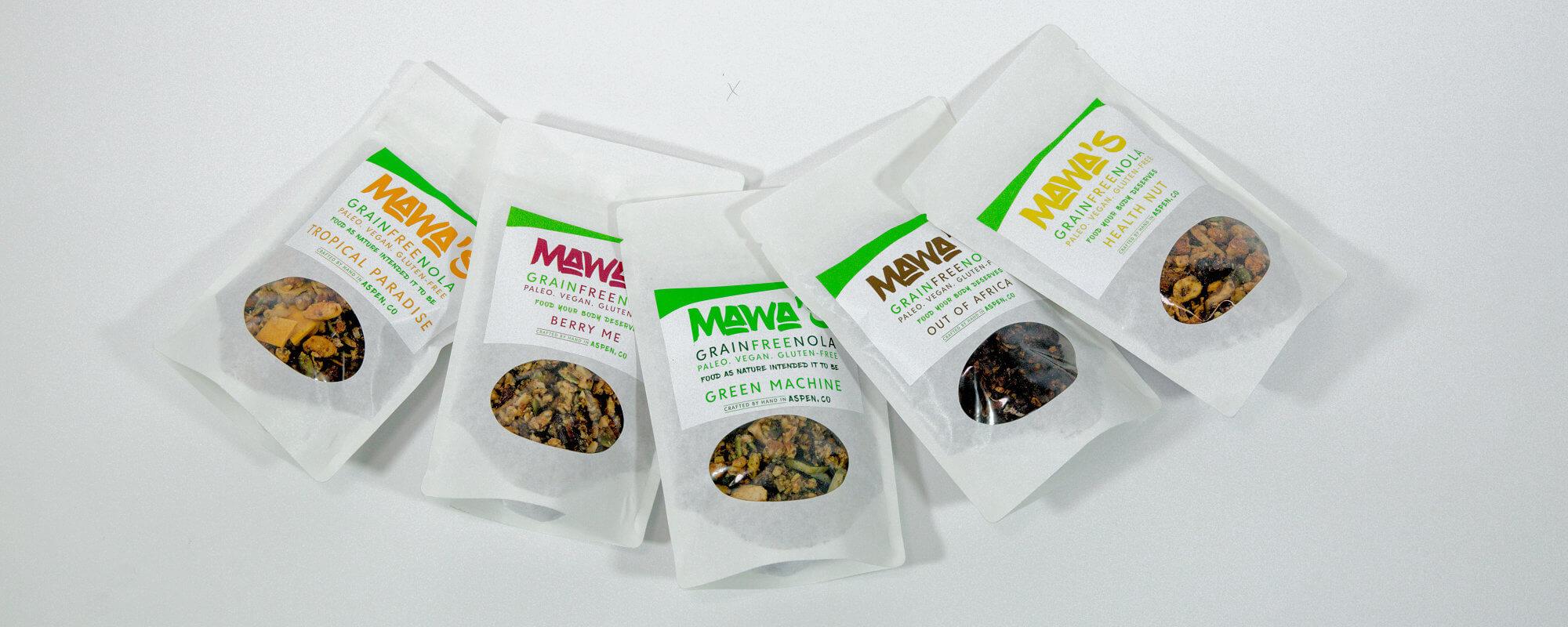GrainFreeNola Sweeteners