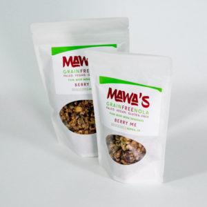 Berry Me - Mawa's GrainFreeNola