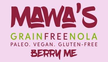 Mawa's Berry Me GrainFreeNola Granola Benefits