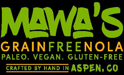 Mawa's GrainFreeNola: Paleo, Vegan, Gluten -Free Granola