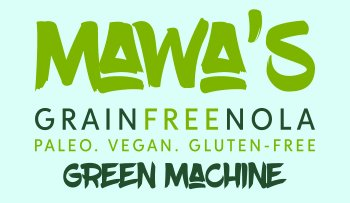 Mawa's Green Machine GrainFreeNola Granola Benefits