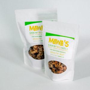 Health Nut - Mawa's GrainFreeNola