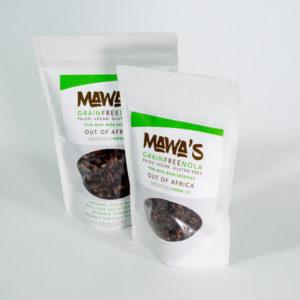 Out of Africa - Mawa's GrainFreeNola