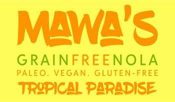 Mawa's Tropical Paradise GrainFreeNola Granola Benefits